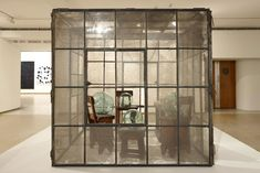 Louise Bourgeois Cell glass spheres and hands 1990 93 g... Photo Gallery