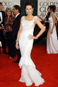 Kate Beckinsale : Best Golden Globe Dresses Ever