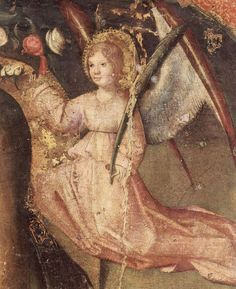 Antonello da Messina San Gregorio Polyptych, detail 1473 Regional Museum, Messina, Italy