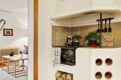Vedspis - range cooker - houtfornuis.