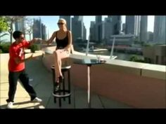 dynamo magician impossible makes lindsay lohan float off the chair