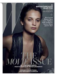 Alicia Vikander  W Magazine February 2016