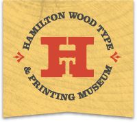 """Electronic application to Hamilton Wood Type & Printing Museum's """"New Impressions 2017"""" exhibition showcasing creativity with #letterpress #printing techniques (Posted 14 January 2017)"""