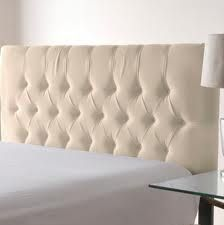 Tufted Headboard... DIY