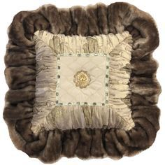 ACCENT PILLOWS: Order today, yours in about a week!  Luxury Accent Pillows by Reilly-Chance Collection...for your home.