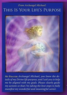 Archangel Michael Angel Cards by Doreen Virtue Archangel Prayers, Archangel Michael, Michael Angel, Archangel Gabriel, Angel Guidance, I Believe In Angels, This Is Your Life, Angel Cards, After Life