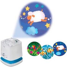 Munchkin Nursery Projector and Sound System Baby Soother