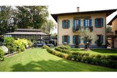 Hotel Villa Beccaris, a boutique hotel in Piedmont
