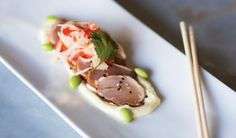 Calgary's Best Restaurants The best small plates this year are from Candela, Ox and Angela and Vin Room. Calgary Restaurants, Small Plates, Banff, Ox, Sushi, Dining, Ethnic Recipes, Food, Thor