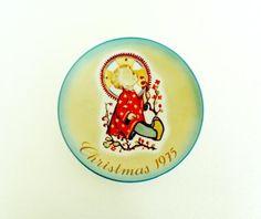 Hummel Christmas Collector Plate  Christmas Child