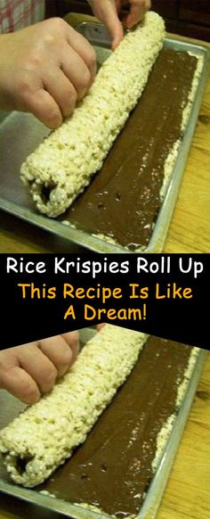 Ingredients: ¼ cup of melted butter. 10 ½ ounces of mini marshmallows. 5 ½ cups of rice krispies. 1 ½ cups of milk chocolate chips. ½ cup of peanut butter. Chocolate Rice Krispies, Peanut Butter Rice Krispies, Chocolate Peanut Butter Cups, Chocolate Fudge, Chocolate Chips, Healthy Rice Krispie Treats, Rice Krispy Treats Recipe, New Dessert Recipe, Dessert Recipes