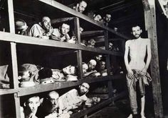 Death camp in Nazi Germany WWII