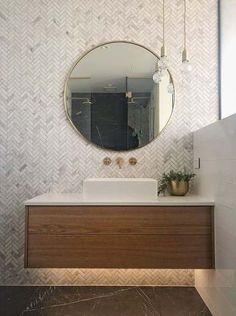 Amazing DIY Bathroom Ideas, Bathroom Decor, Bathroom Remodel and Bathroom Projects to greatly help inspire your master bathroomsmaster bathrooms dreams and goals. Bathroom Kids, Bathroom Renos, Bathroom Layout, Small Bathroom, Master Bathrooms, Bathroom Renovations, Bathroom Mirrors, Remodel Bathroom, Bathroom Cabinets