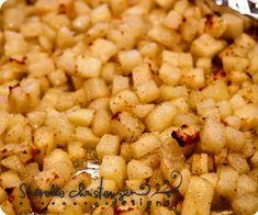 Seasoned Potatos
