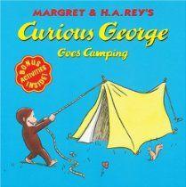 kids camping books