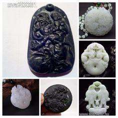Csodaszép kézzel faragott jade medálok - 2000 Ft - Nézd meg Te is Vaterán - Jade - http://www.vatera.hu/item/view/?cod=2459115443
