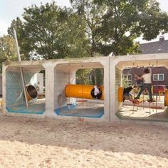 Play Land- Holten, Germany- WBP Landschaftsarchitekten #landscapearchitecturepark