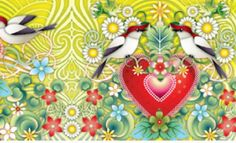 Catalina Estrada. Beautiful, bold designs.