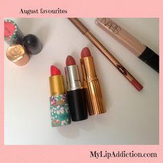 August Favourites – (soverylate) @catforsley
