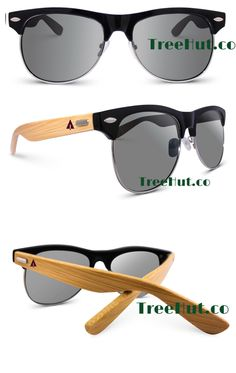 Promotional Wooden Sunglasses Polarized Lenses Tree Hut wood sunglasses, mens sunglasses, sunglasses, Sunglasses for men,  HUT-C1 by TreeHutDesign on Etsy https://www.etsy.com/listing/201650027/promotional-wooden-sunglasses-polarized
