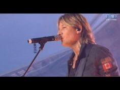 Keith Urban - Live at The NRL Grand Final 2016 - Wasted Time -The Fighte...