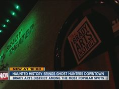 Downtown tours uncover haunted tales of Tulsa