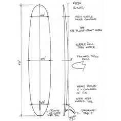 Keyo International - Founded 1959 to become a cutting edge surfboard manufacturer of the and a shaping stable to some of the most famous surfing personalities of the shortboard revolution. Surfboard Shapes, Wooden Surfboard, Surfboard Art, Surf Design, Sup Surf, Skate Surf, Surfboard Covers, Longboard Design, Surf Shack