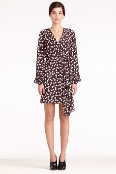 Millicent Printed Dress