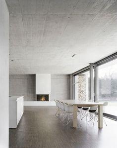 berger röcker gork architekten, Brigida Gonzalez · Haus Werner