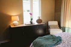 #Dreambuilders Dann and Vanessa's re-designed #bedroom. #design #renovation #homeimprovement