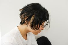 Bob Hairstyles – The Great Look Through The Years – Stylish Hairstyles Short Hairstyles For Women, Hairstyles Haircuts, Very Short Hair, Japanese Hairstyle, Hair Reference, Haircut And Color, Stylish Hair, Ombre Hair, Gorgeous Hair
