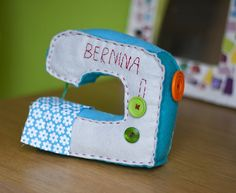 Bernina Sewing Machine Pincushion