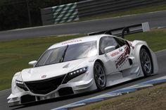 Honda nsx conceptgt to enter the super gt series art wallpapers honda nsx concept gt 2014 racer revealed at suzuka voltagebd Gallery
