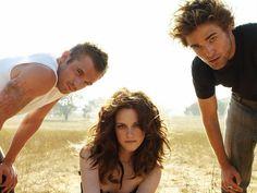 Cam Gigandet , Robert Pattinson , Kristen Stewart