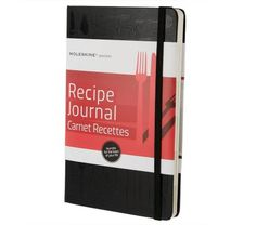 Rezepte Journal - Moleskine ®