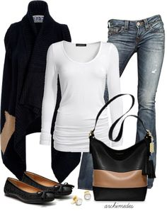 """Coach: Casual"" by archimedes16 on Polyvore"