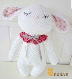 Thả thính chart móc chú thỏ Hesa Mia đáng yêu vô cùng