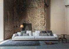 Weißen sofa