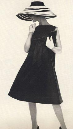 Photo: Irving Penn, 1958