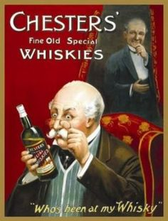 Chesters Whisky