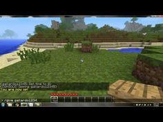 Minecraft Server Command Tutorial (No Modding!) - http://dancedancenow.com/minecraft-lan-server/minecraft-server-command-tutorial-no-modding/