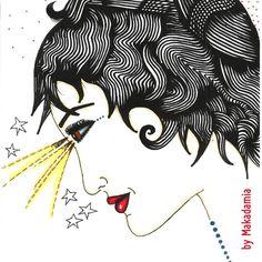 Quien tiene magia no necesita trucos.  #magia #trucos #ilustracion #ilustraciones