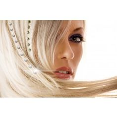 Hair Jewels - From Rio, the beauty specialist. Add instant sparkle to your hair!