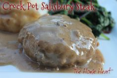 I love Salisbury steak. It's a delicious and comforting meal that is good any time. This one is even better because it's made in the slow cooker. Even though you do have to prep the meat patties a ...