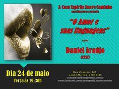 A Casa Suave Caminho Convida para a sua Palestra - Rio das Ostras - RJ - http://www.agendaespiritabrasil.com.br/2016/05/24/casa-suave-caminho-convida-para-sua-palestra-rio-das-ostras-rj/