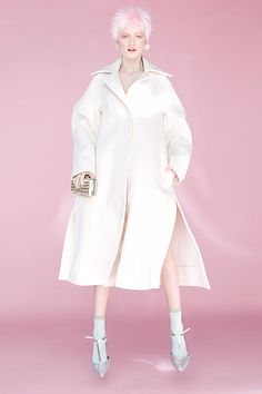 In the Pink Moonlight by Diliana Florentin is Full of Pale Pastels #fashion trendhunter.com