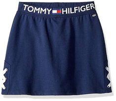 ad60296cf Tommy Hilfiger Big Girl s Big Girls  Solid Skirt Skirt