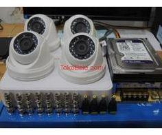 Kopi Shop Surabaya - Promo Paket CCTV 4 Chanel