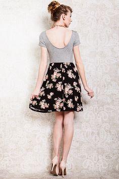 KINGDOM B. > Print Dresses > #AI6714 − LAShowroom.com