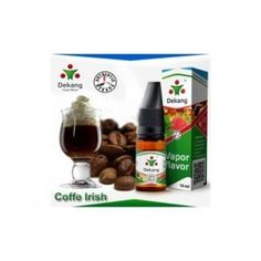 E-Liquido DEKANG Café Irlandés 10 ml